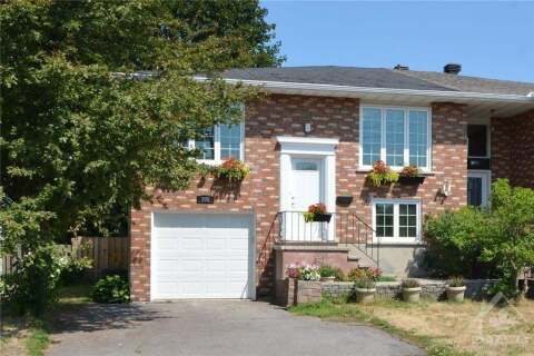 House for sale at 105 Craig Henry Dr Ottawa Ontario - MLS: 1198814