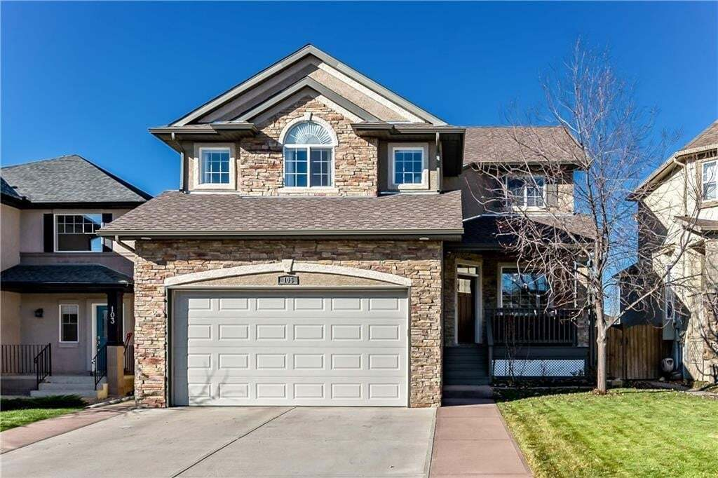 House for sale at 105 Crystal Shores Dr Crystal Shores, Okotoks Alberta - MLS: C4299488