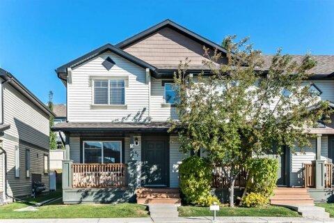Townhouse for sale at 105 Drake Landing Common Okotoks Alberta - MLS: A1037091