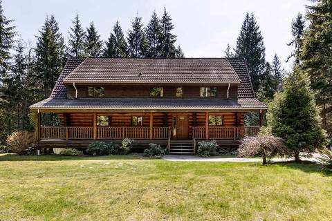 House for sale at 105 Elementary Rd Anmore British Columbia - MLS: R2450235