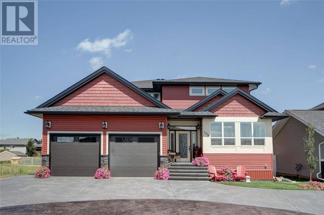 House for sale at 105 Erica Dr Lacombe Alberta - MLS: ca0186533