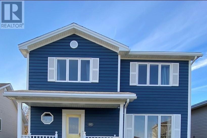 House for sale at 105 Greenspond Dr St. John's Newfoundland - MLS: 1223330