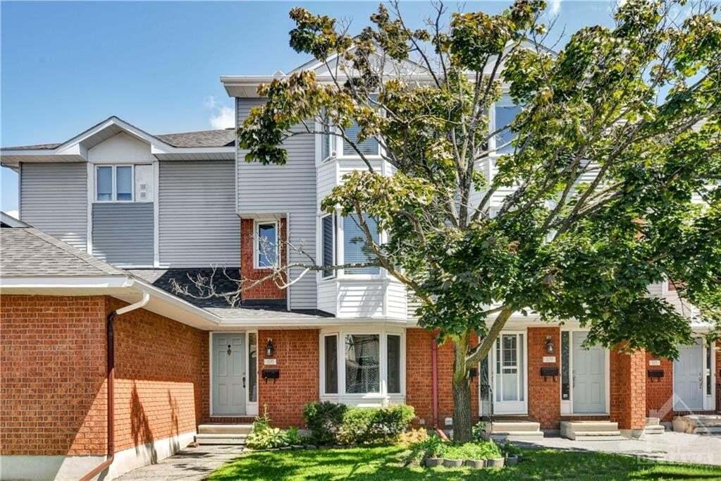 Condo for sale at 105 Havby Pt Ottawa Ontario - MLS: 1204571