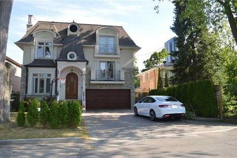 House for rent at 105 Hollywood Ave Toronto Ontario - MLS: C4681263