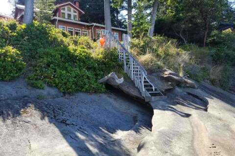 House for sale at 105 Island Park Dr Galiano Island British Columbia - MLS: R2490240