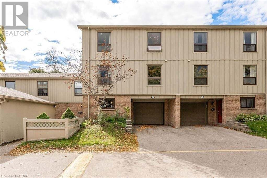 Townhouse for sale at 105 Janefield Ave Guelph Ontario - MLS: 40030986