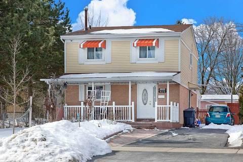 House for sale at 105 John Tabor Tr Toronto Ontario - MLS: E4696481