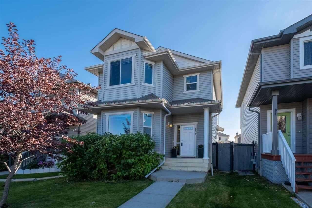 House for sale at 105 Keystone Cr Leduc Alberta - MLS: E4215377