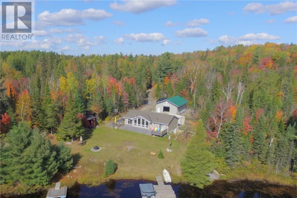 House for sale at 105 King Lake Rd South River Ontario - MLS: 40045198