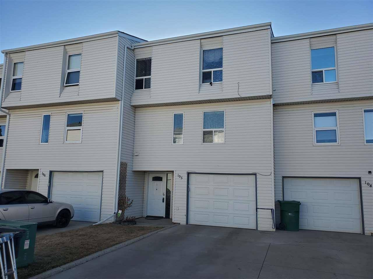 Townhouse for sale at 105 Kingsfield Vg  Leduc Alberta - MLS: E4184597