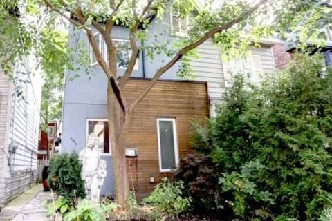 Townhouse for sale at 105 Massey St Toronto Ontario - MLS: C4640005
