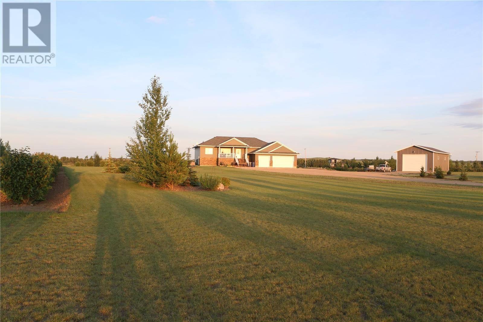 House for sale at 105 Meadowbrook Ln Aberdeen Rm No. 373 Saskatchewan - MLS: SK763782