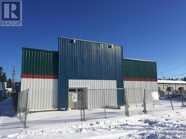 Commercial property for sale at 105 Mill St Hinton Valley Alberta - MLS: 50222