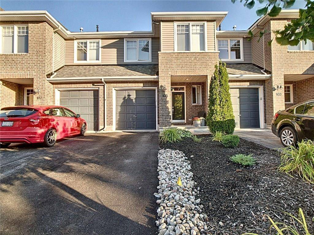 Townhouse for sale at 105 Mojave Cres Stittsville Ontario - MLS: 1170119