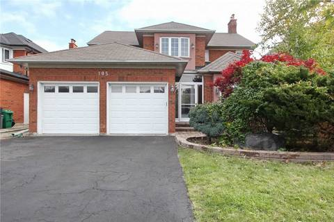 House for sale at 105 Mountainash Rd Brampton Ontario - MLS: W4636098