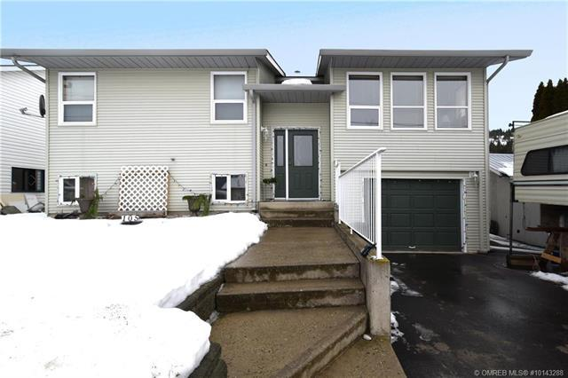 For Sale: 105 Northern Crescent, Enderby, BC | 4 Bed, 3 Bath House for $389,900. See 36 photos!