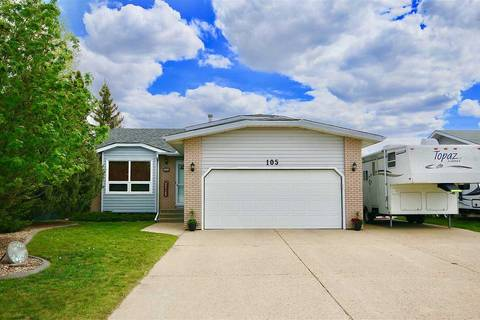 House for sale at 105 Northridge Rd Wetaskiwin Alberta - MLS: E4147769