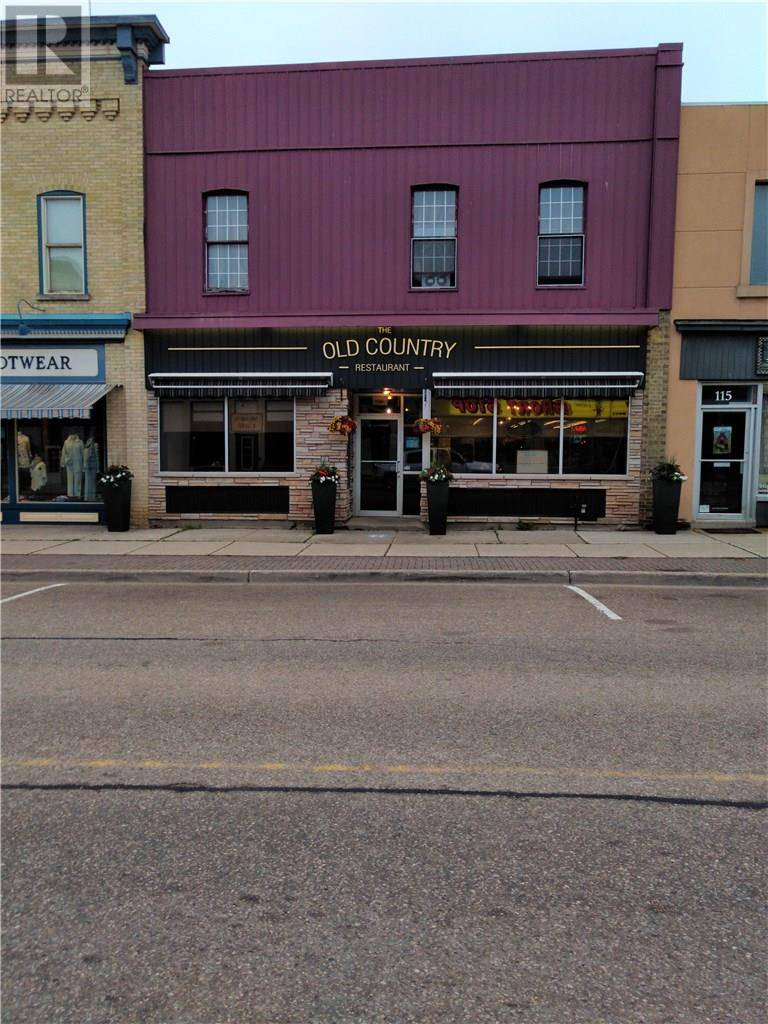 Commercial property for sale at 105 Peel St New Hamburg Ontario - MLS: 30741186
