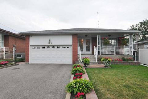 House for sale at 105 Pleasant View Dr Toronto Ontario - MLS: C4542755