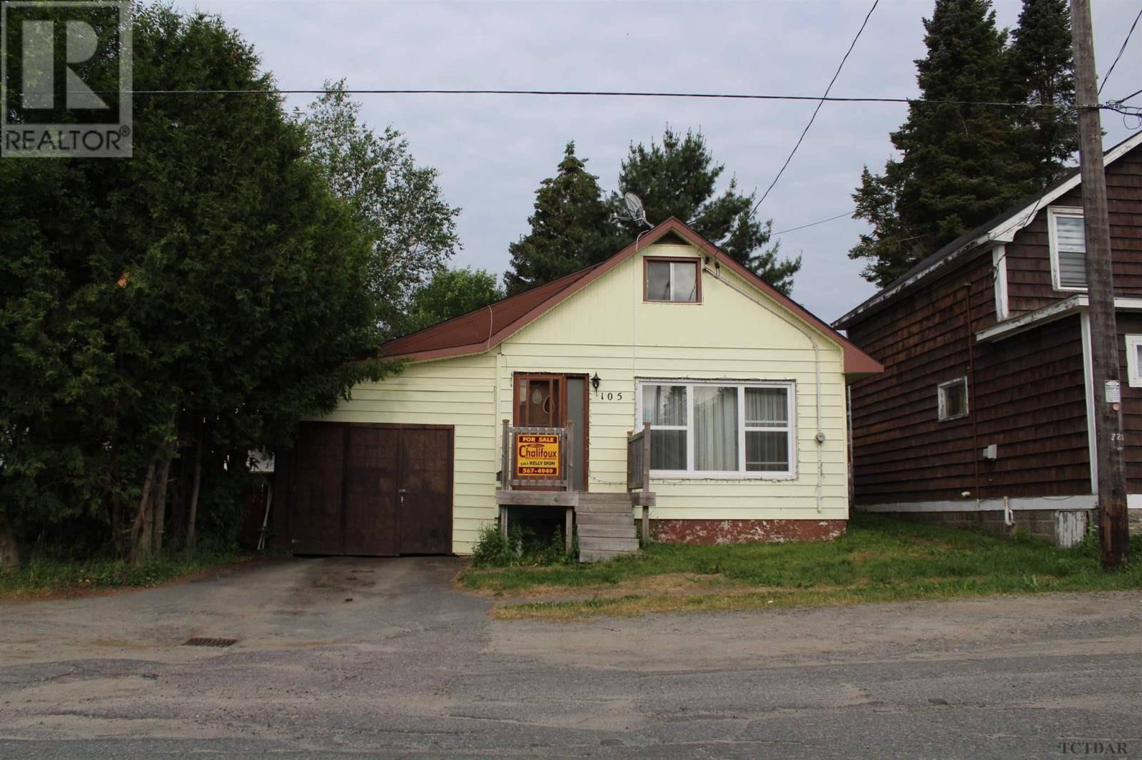 House for sale at 105 Pollock St Kirkland Lake Ontario - MLS: TM191598