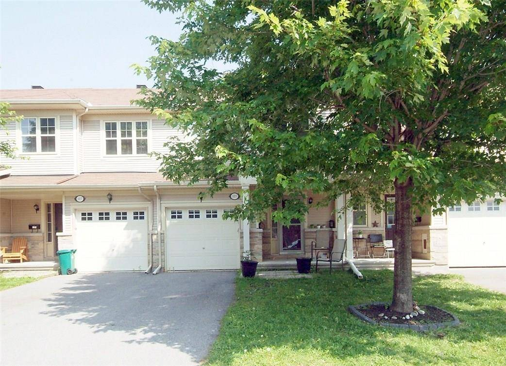 Townhouse for rent at 105 Prem Wy Ottawa Ontario - MLS: 1160052