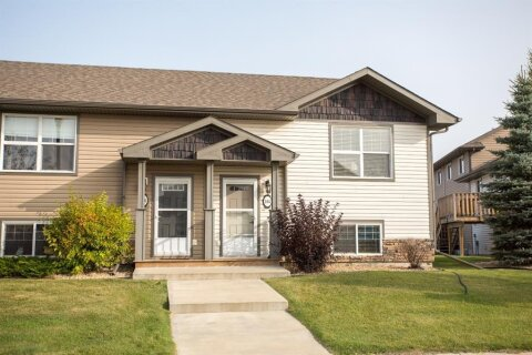 Townhouse for sale at 105 Redwood Blvd Springbrook Alberta - MLS: A1036096