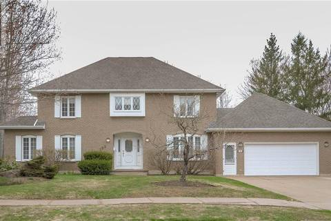 House for sale at 105 Redwood Dr Moncton New Brunswick - MLS: M122987