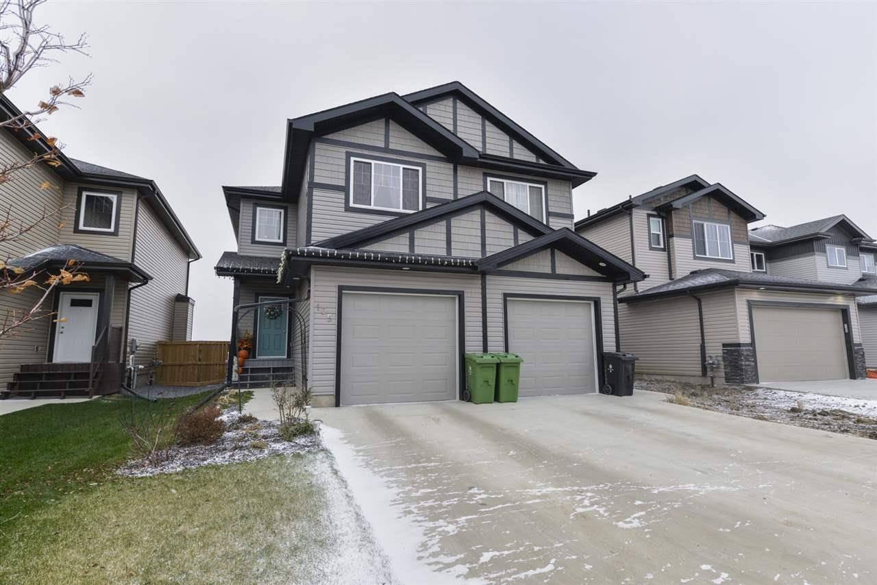 Townhouse for sale at 105 Richmond Li Fort Saskatchewan Alberta - MLS: E4178403