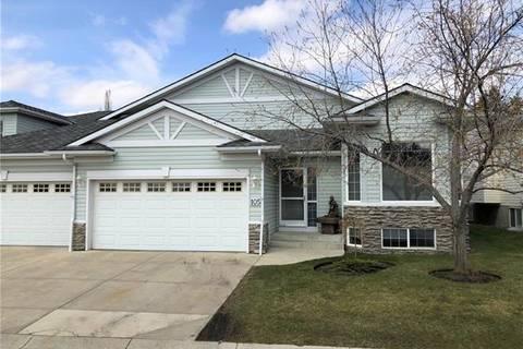Townhouse for sale at 105 Rocky Ridge Villa(s) Northwest Calgary Alberta - MLS: C4245418