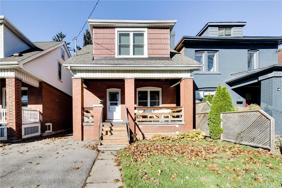Removed: 105 Rosslyn Avenue North, Hamilton, ON - Removed on 2020-11-22 23:18:51