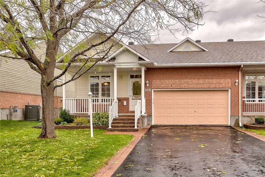 Removed: 105 Sable Run Drive, Ottawa, ON - Removed on 2018-11-16 04:48:13