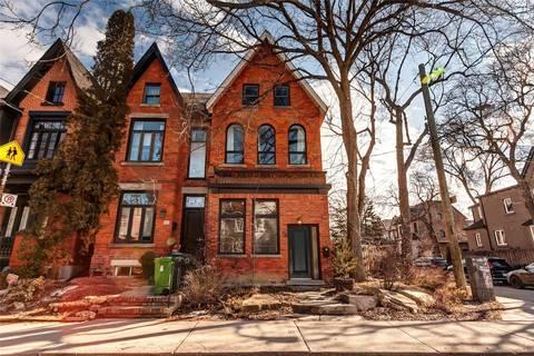 Townhouse for sale at 105 Sorauren Ave Toronto Ontario - MLS: W4387906