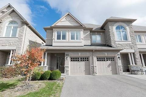 Townhouse for sale at 105 Southdown Ave Vaughan Ontario - MLS: N4471778