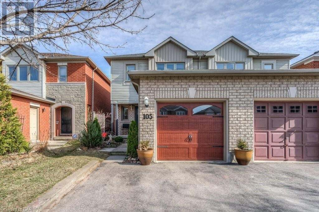 House for sale at 105 Stonecairn Dr Cambridge Ontario - MLS: 40022869