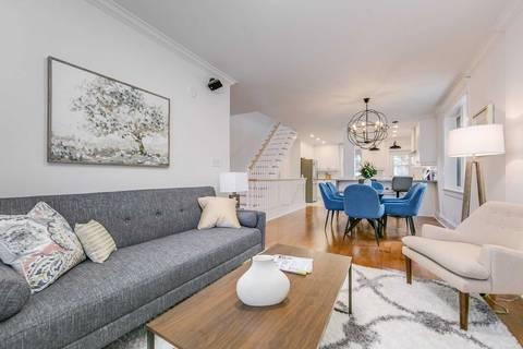 House for sale at 105 Strathmore Blvd Toronto Ontario - MLS: E4472717