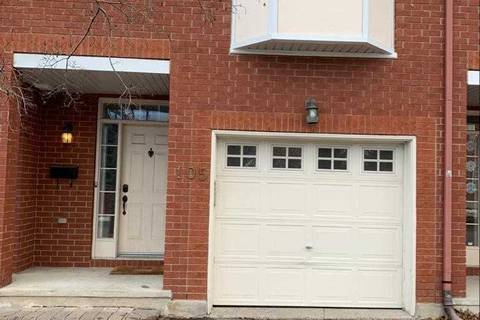 Townhouse for sale at 105 Tall Oak Pt Ottawa Ontario - MLS: X4726696