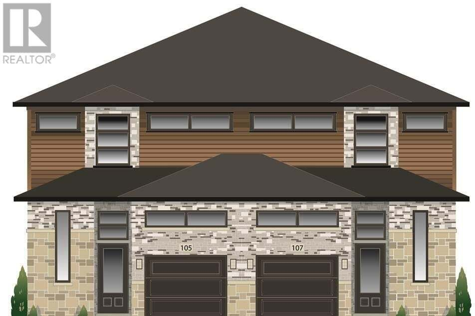 Residential property for sale at 105 Third St Walkerton Ontario - MLS: 263483