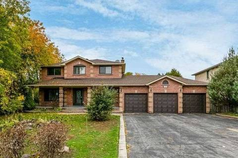 House for sale at 105 Toll Rd East Gwillimbury Ontario - MLS: N4611442