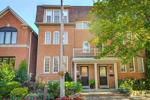 Townhouse for sale at 105 Viella St Toronto Ontario - MLS: W4574572