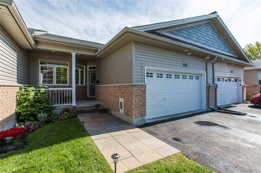 Townhouse for sale at 105 Villageview Pt Carp Ontario - MLS: 1170452