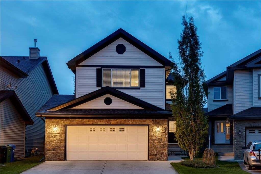 House for sale at 105 Wentworth Wy SW West Springs, Calgary Alberta - MLS: C4285232
