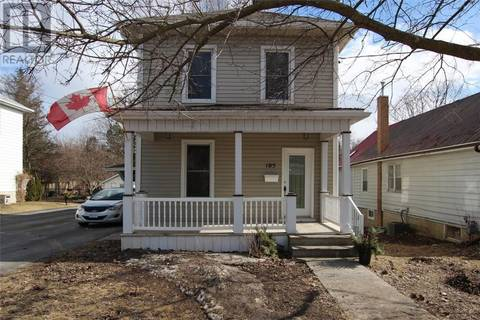 House for sale at 105 West Front St Stirling Ontario - MLS: 185579