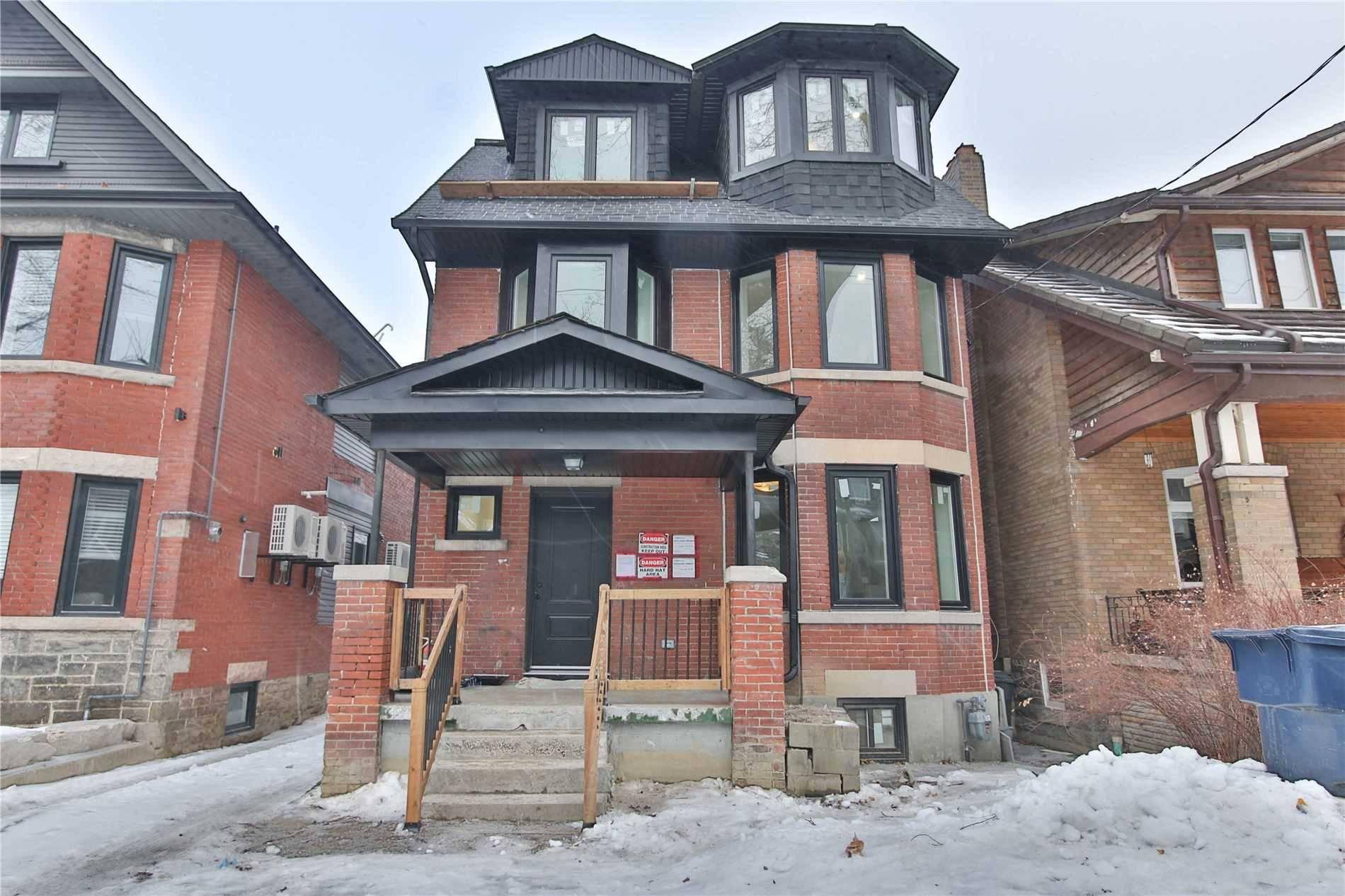 Buliding: 105 Westmount Avenue, Toronto, ON