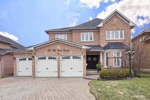 House for sale at 105 Wild Orchid Cres Markham Ontario - MLS: N4770479