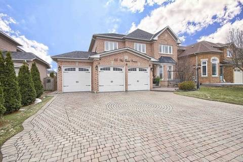House for sale at 105 Wild Orchid Cres Markham Ontario - MLS: N4724093