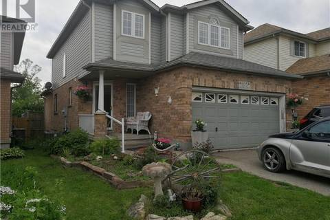 House for sale at 105 Wilderness Dr Kitchener Ontario - MLS: 30740379
