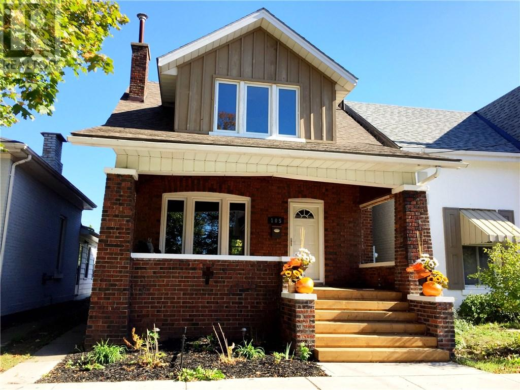 For Sale: 105 William Street, Brantford, ON | 4 Bed, 2 Bath House for $329,900. See 26 photos!