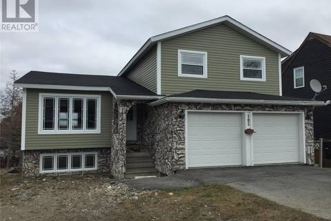 House for sale at 105 Windsor St Corner Brook Newfoundland - MLS: 1196495