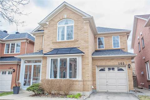 House for sale at 105 Winston Castle Dr Markham Ontario - MLS: N4436739