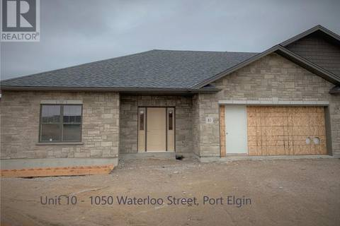 Townhouse for sale at 10 Waterloo St Unit 1050 Saugeen Shores Ontario - MLS: 186304